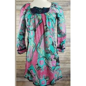 CUSTO BARCELONA Boho Tunic Top